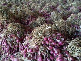 Bawang Merah hingga Gula Jadi Penyumbang Inflasi