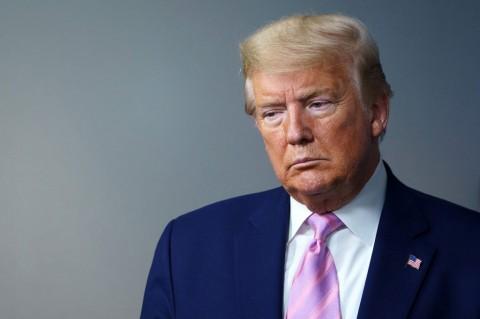 Trump Kembali Jalani Tes Korona, Hasilnya...