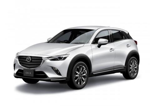 Kini Hadir New Mazda CX-3 Pro & Sport, Bedanya Apa?