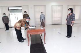Sri Mulyani Lantik Febrio Kacaribu Jadi Kepala BKF