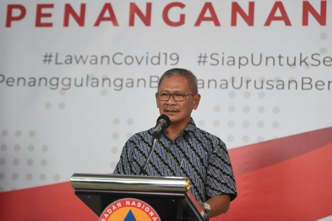 Pasien Positif Korona Jadi 1.986 Orang, yang Sembuh Semakin Banyak