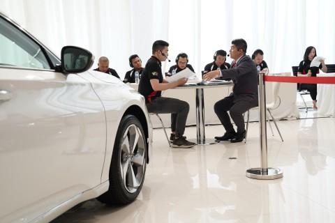 Penjualan Honda Turun 11 Persen karena Virus Korona