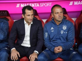 Hansi Flick Jadi Pelatih Permanen Bayern Muenchen