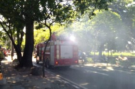 1.788 Titik di Jakarta Disemprot Disinfektan