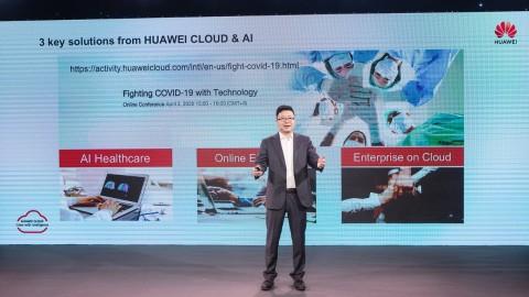 Gunakan Teknologi, Huawei Dukung Penanganan Pandemi Covid-19