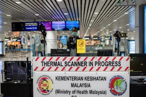 Malaysia Identifikasi 40 Ribu Orang Terkait Infeksi Covid-19