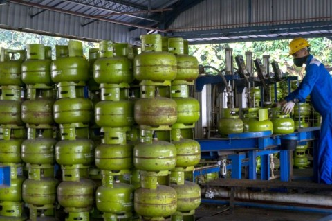 Pertamina Tambah 50% Pasokan LPG 3 Kg di Jabodetabek
