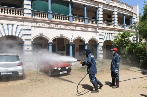 Sejumlah Pejabat di India Wacanakan Perluasan <i>Lockdown</i>