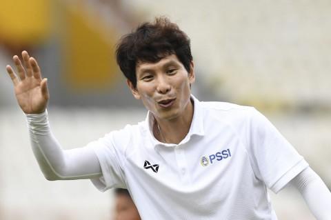 Asisten Pelatih Timnas Indonesia Gong Oh-Kyun Positif Korona