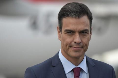 PM Spanyol Yakin Puncak Covid-19 Hampir Terlewati