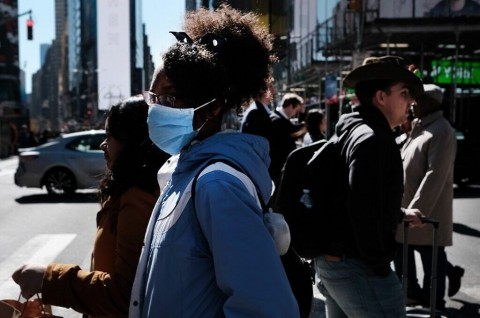 Gubernur New York Bersiap Hadapi Puncak Pandemi Covid-19