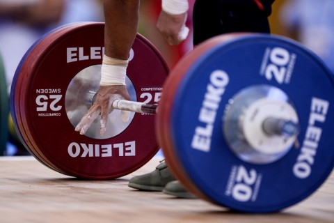 Atlet Angkat Besi Thailand dan Malaysia Dilarang Ikut Olimpiade