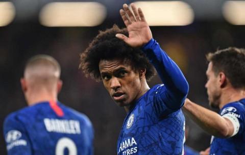 Negosiasi Kontrak Berjalan Alot, Willian Siap Pisah dengan Chelsea