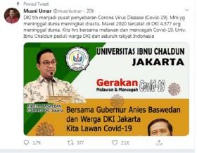 [Cek Fakta] 4.377 Orang Meninggal Dunia di Jakarta Dikaitkan dengan Korona? Ini Faktanya