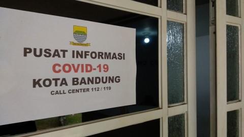 Korona Menginfeksi se-Kota Bandung