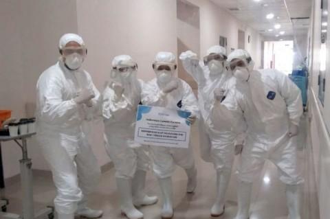 Kemendikbud Salurkan 2.000 APD untuk Rumah Sakit Pendidikan