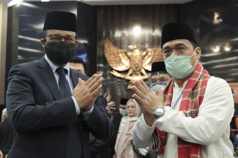 Ahmad Riza Patria Jadi Wagub DKI Jakarta