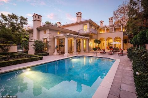 Rumah Bekas Lee Iacocca Dijual Rp493 Miliar