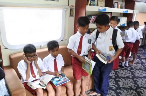 Kemampuan Literasi Indonesia Mandek Selama 18 tahun