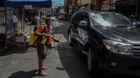 Kerasnya Lockdown di Filipina, Pelanggar Ditembak Mati