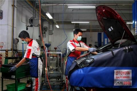 Siasat Toyota di Tengah Pandemik Covid-19