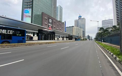 Polisi: Tak Ada Pembatasan Akses Keluar Masuk Jakarta