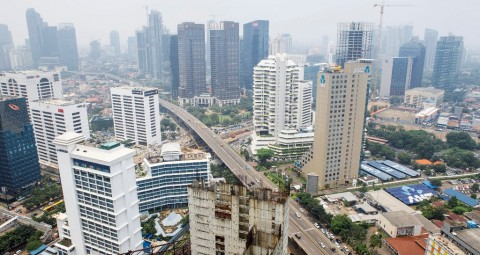 Penetapan Status Pembatasan Sosial Skala Besar Kurang Berdampak ke Ekonomi RI