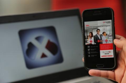 Imbauan WFH Tingkatkan Trafik Internet Telkomsel