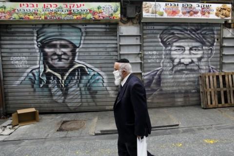 Kasus Positif Covid-19 di Israel Capai Angka 9.000