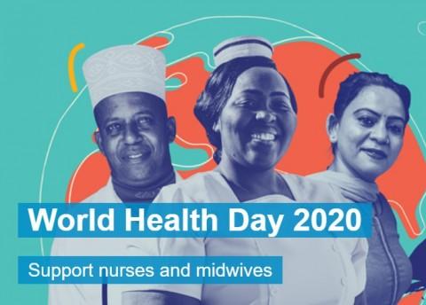 World Health Day 2020: Peran Penting Perawat dan Bidan Menyehatkan Dunia