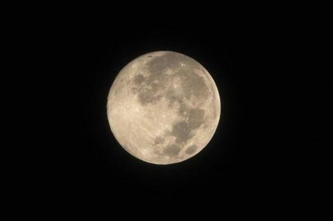 Menyaksikan Bulan Purnama Terbesar pada 2020
