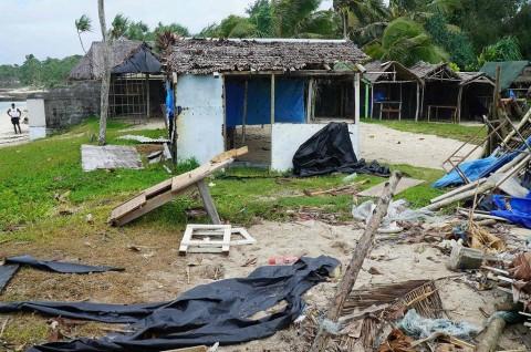 Usai Hantam Solomon dan Vanuatu, Badai Harold Bergerak ke Fiji
