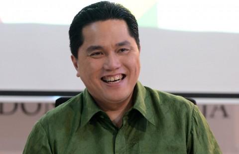 Bantu Tangani Covid-19, Erick Thohir Beri Penghargaan ke Swasta