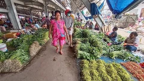 Harga Pangan di Papua Naik Imbas Pembatasan Transportasi