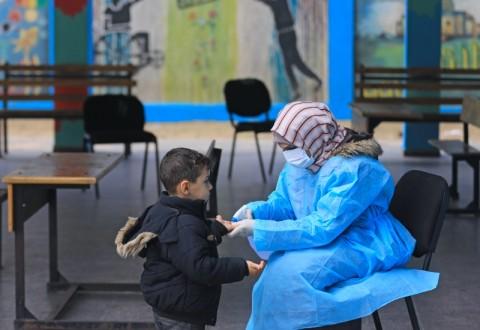 20 Pasien Covid-19 di Palestina Dinyatakan Sembuh
