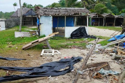 Usai Hantam Vanuatu dan Solomon, Topan Harold Menuju Fiji