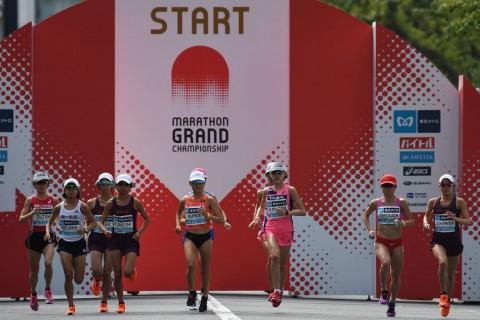 Atletik Dunia Tangguhkan Kualifikasi Olimpiade