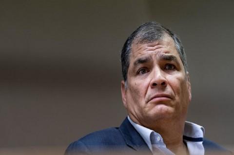 Kasus Suap, Mantan Presiden Ekuador Divonis 8 Tahun Penjara