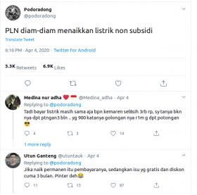 [Cek Fakta] PLN Diam-Diam Menaikkan Tarif Listrik Nonsubsidi Hoaks, Ini Faktanya