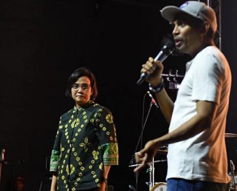 Sri Mulyani: Indonesia Kehilangan Glenn Fredly