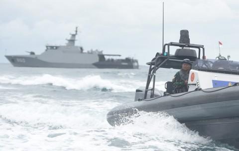 TNI Jaga 'Jalur Tikus' Cegah Penyebaran Korona