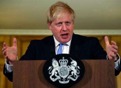 PM Inggris Membaik Tetapi Masih dalam Perawatan Intensif