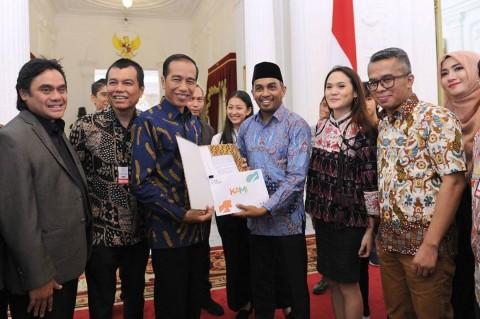 Jokowi: Kepergian Glenn Fredly adalah Kehilangan Besar