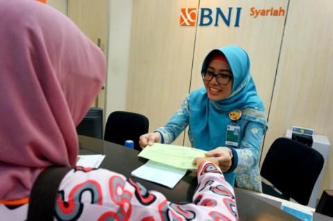 Transaksi M-Banking BNI Syariah Naik Signifikan