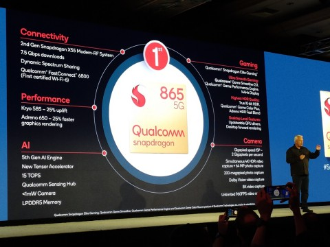 Penjelasan Qualcomm Soal Peran ISP di Snapdragon 865