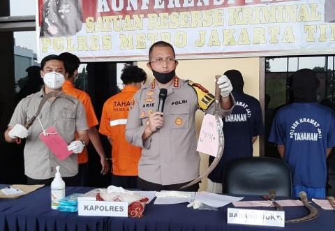 Dua Pengeroyok Pemuda di Jakarta Timur Ditangkap