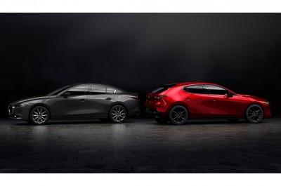 Mazda3 'Tekuk' Porsche di Perebutan Gelar Desain Mobil Terbaik 2020