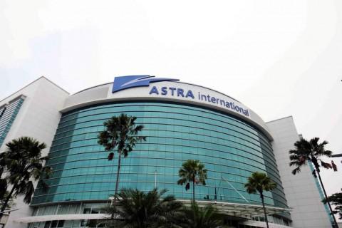 Astra Taksir Penjualan Kendaraan Turun 40% karena Korona
