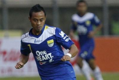 Eks Persib Atep Rizal Belum Digaji Klub Liga 2