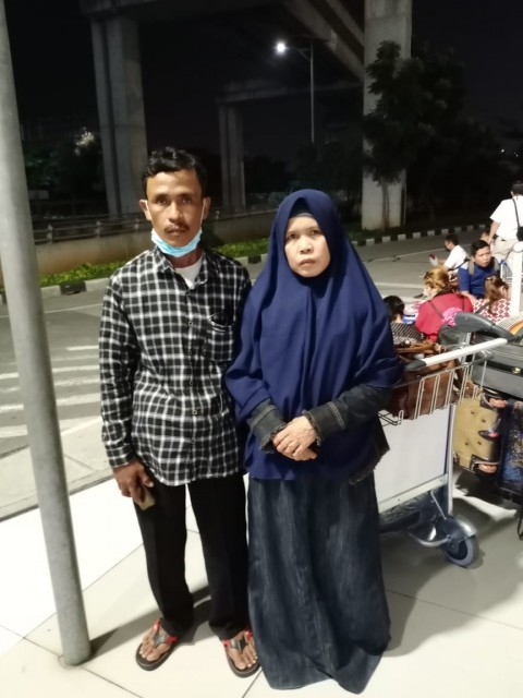 Carmi TKW Asal Cirebon Negatif Covid-19